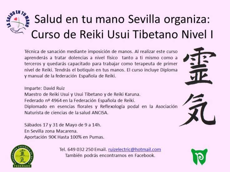 Salud en tu mano Sevilla organiza