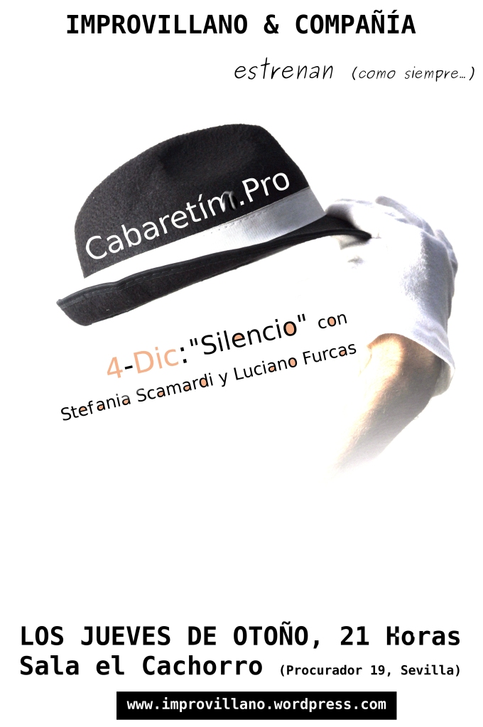 Cabaretín.Pro 4-dic