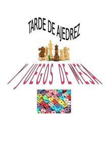 taller ajedrez